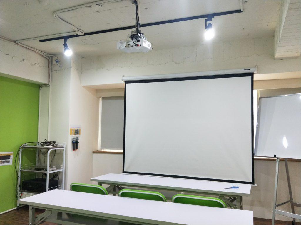 台中火車站85大樓B教室租借