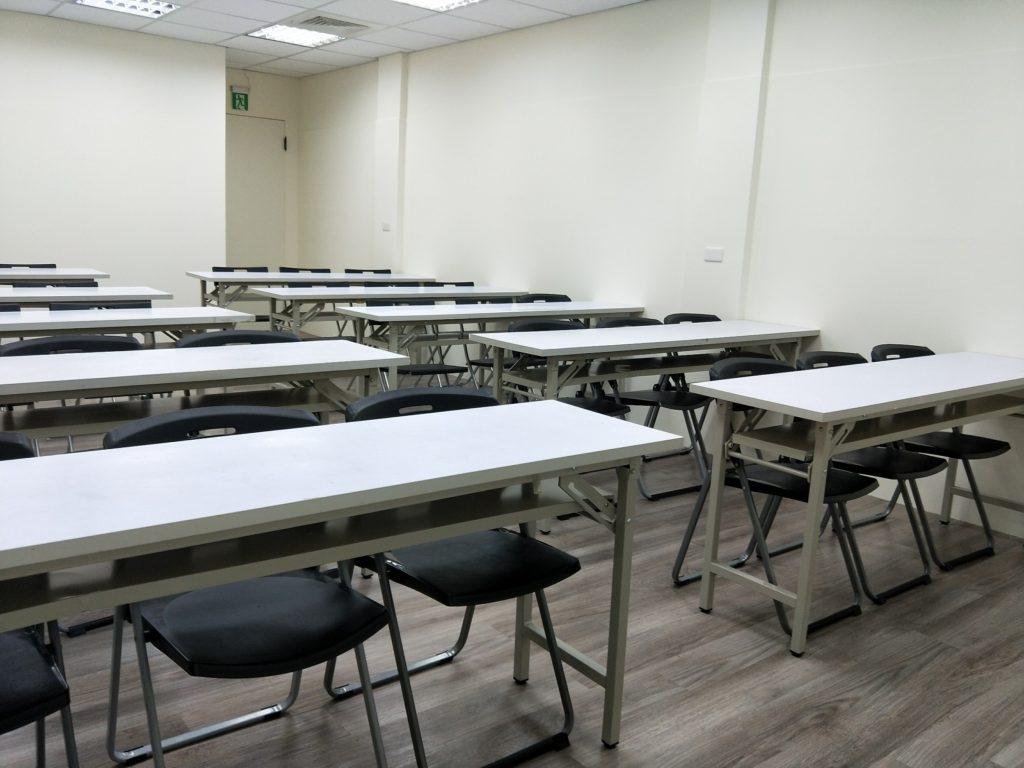 新竹火車站201教室租借