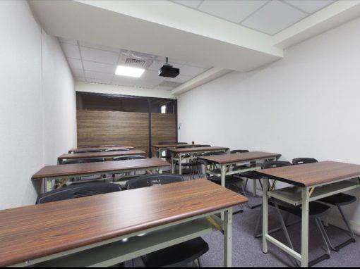 新竹場地租借-三民教室 大會議室-2